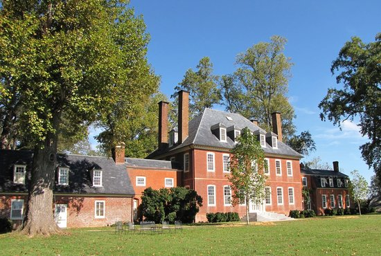 Westover Plantation: Georgian Mansion