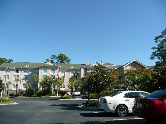 Hilton Garden Inn Hilton Head: Außenansicht