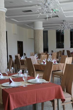 Grand Hotel Balvanyos: Restaurant
