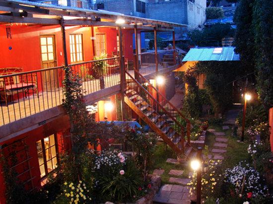 Casa Panqarani: La Casa