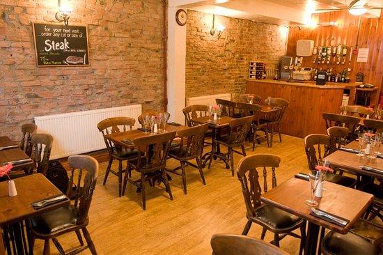 Friars Bar & Steak House