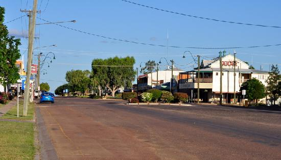Outback Motel: Winton