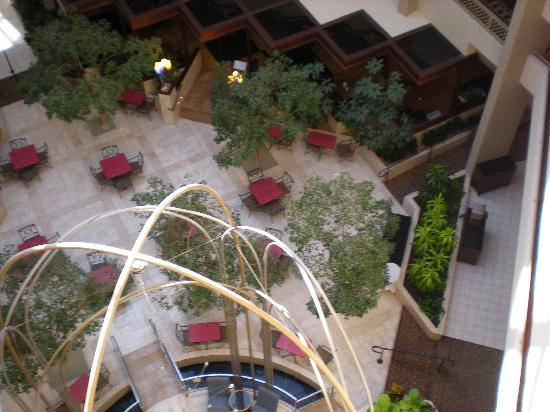 Crowne Plaza Arlington Suites : Interior