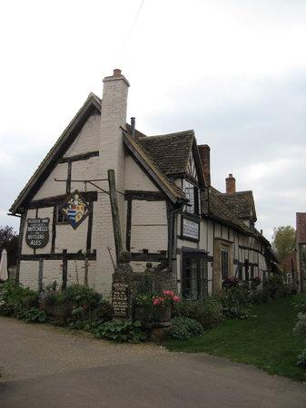 The Fleece Inn: The Fleece, Bretforton
