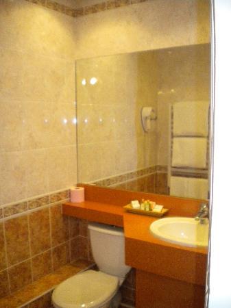Chateau de Beaulieu: Bathroom