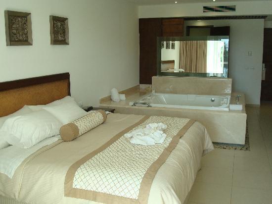 Isla Mujeres Palace: The Room