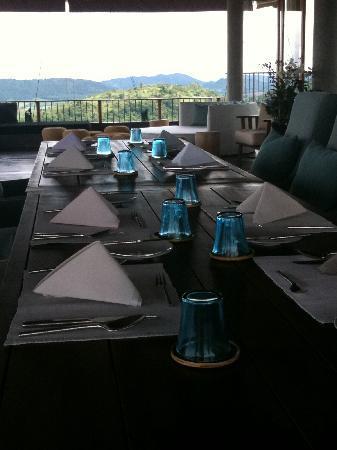 Sala Khaoyai: Restaurant