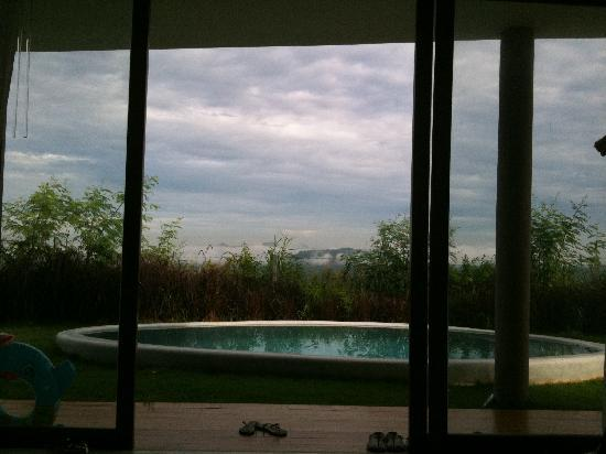 Sala Khaoyai: View from our villa