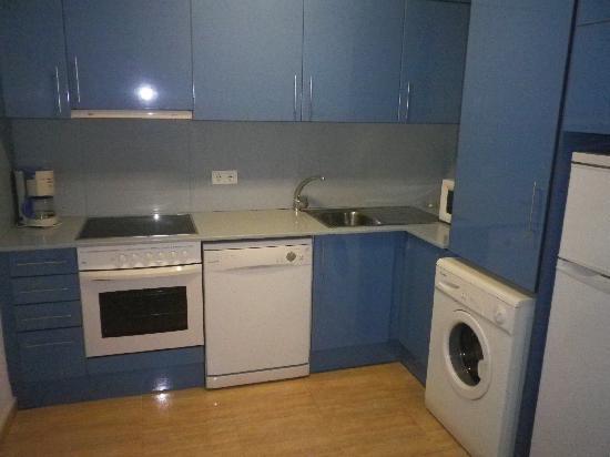 RV Duplex BonSol: Cocina