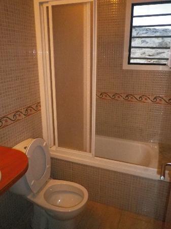RV Duplex BonSol: baño