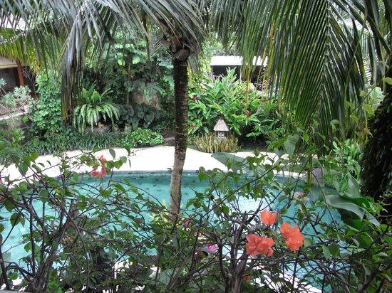 Samhita Garden: 2階のへやから