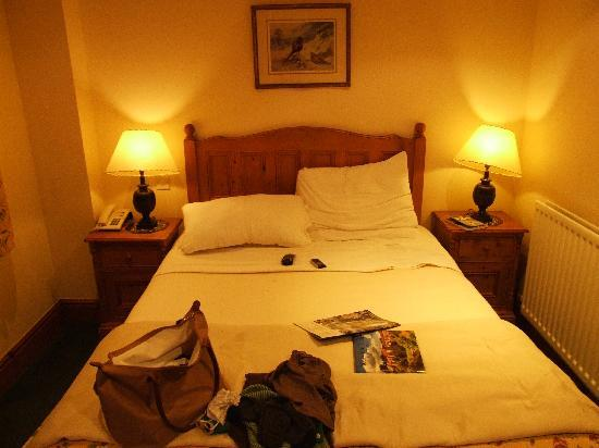 Pateley Bridge, UK: Our room