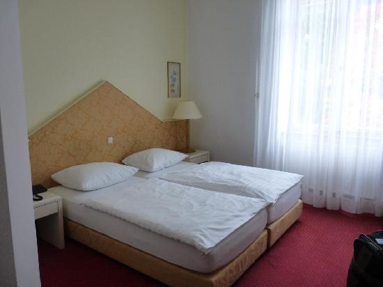 Bamberger Hof Bellevue: Einzelzimmer (?) C