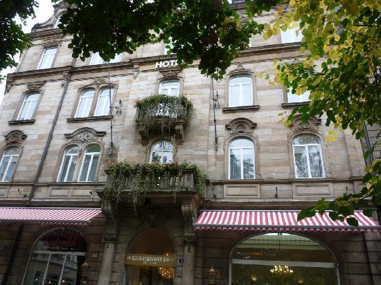 Bamberger Hof Bellevue: Fassade