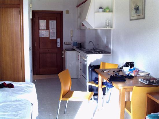 Apartamentos Levante Beach: studio apartment
