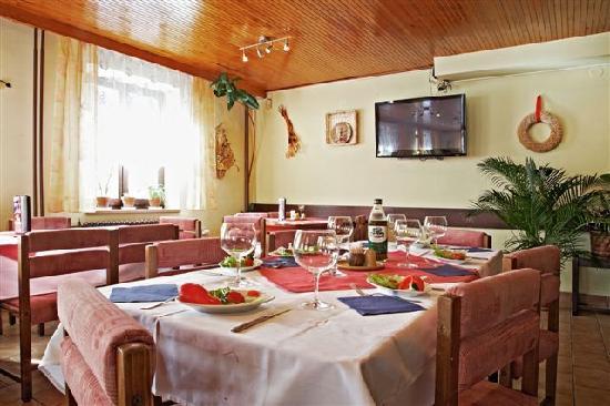 Hotel Mitera : Restaurant