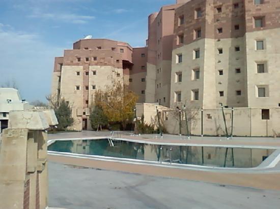 Kapadokya Lodge Hotel: La piscine