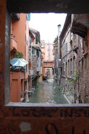 La Piccola Venezia : La vista dalla finestrella