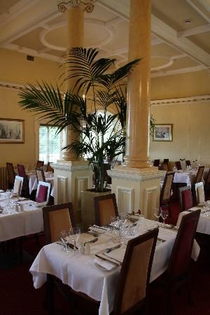 The Headland Hotel: The Romanoff Restaurant