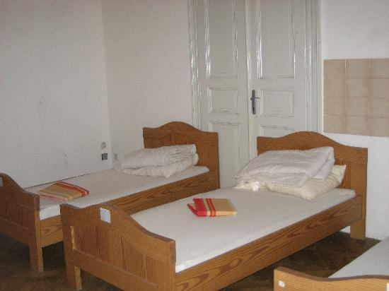 Hostel Chili Prague: Beds