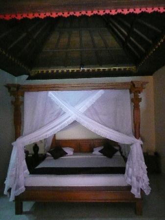Stana Puri Gopa Hotel : Notre chambre