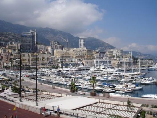 Monaco-Ville, Monaco: Panorama City