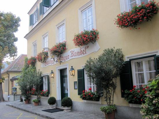 Hotel Sänger Blondel: Enchanting Location in Dürnstein