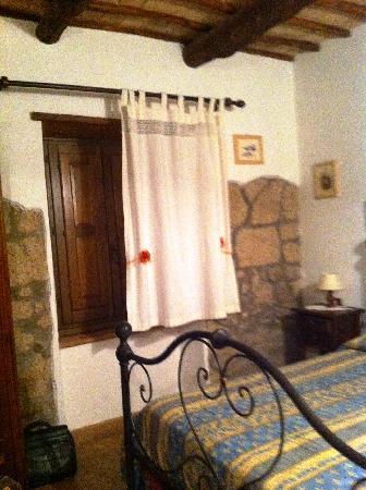 Bagnoregio, İtalya: Stanza