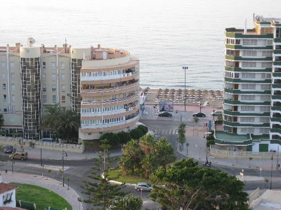 Hotel Monarque Torreblanca: View from our balcony