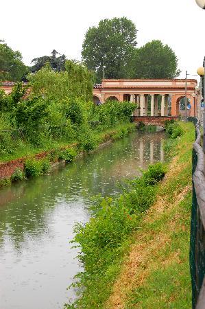 Angoli nascosti al talon picture of parco della chiusa for Hotel casalecchio bologna