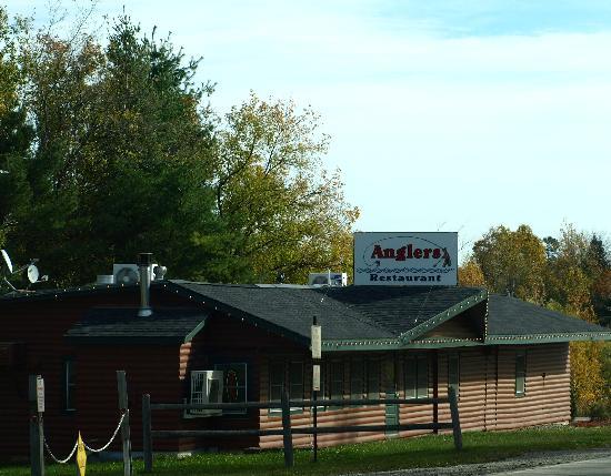 Angler's Restaurant-Newport, ME