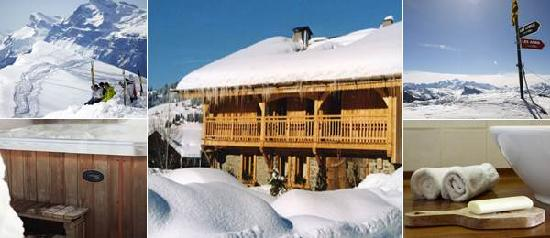 Les Gets, France : Ferme de Montagne