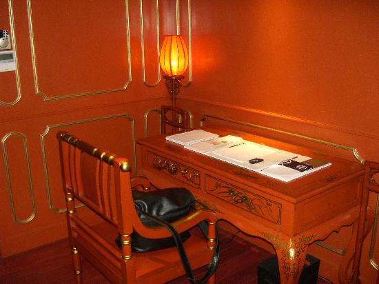 Hullett House: bureau de la Shek O Suite