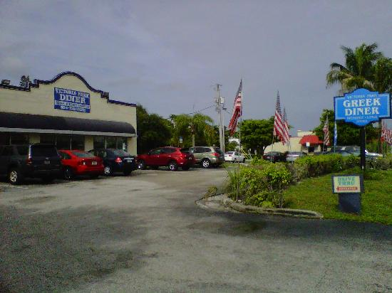 Fort Lauderdale, FL: Greek Diner. Awesome place to eat. Best Breakfast anywhere