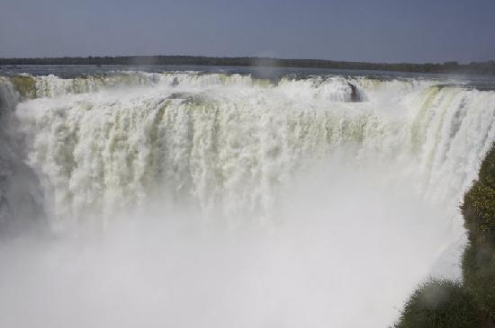 الأرجنتين: Igauzu Falls, Argentina