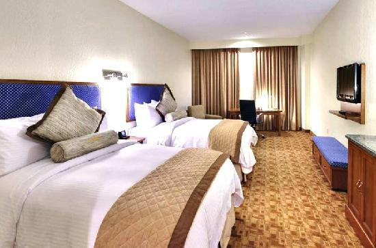 Wyndham Garden Baronne Plaza New Orleans: Executive Double