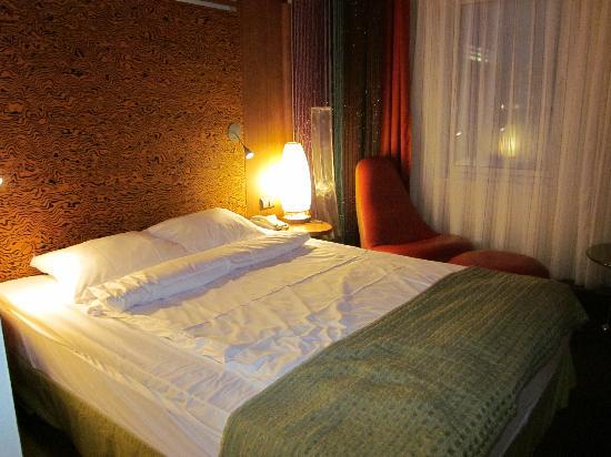 Radisson Blu Hotel Nydalen, Oslo: My bedroom