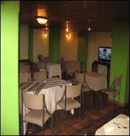 Hotel Monserrate: Restaurants