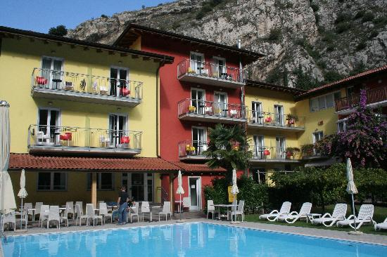 Aktivhotel Santalucia: Das Hotel