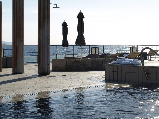 Sofitel Golfe d'Ajaccio Thalassa Sea and Spa : Superbe piscine