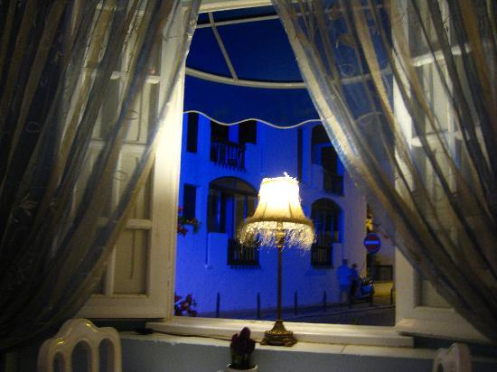 Restaurante Dom Carlos : vieuw from inside