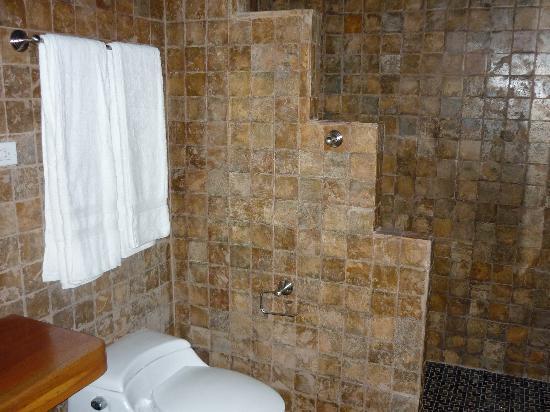 Hotel Palma Royale : el baño...