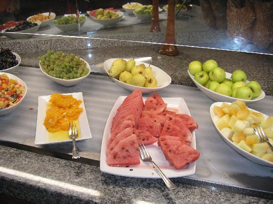 Otium Hotel Life: buffet