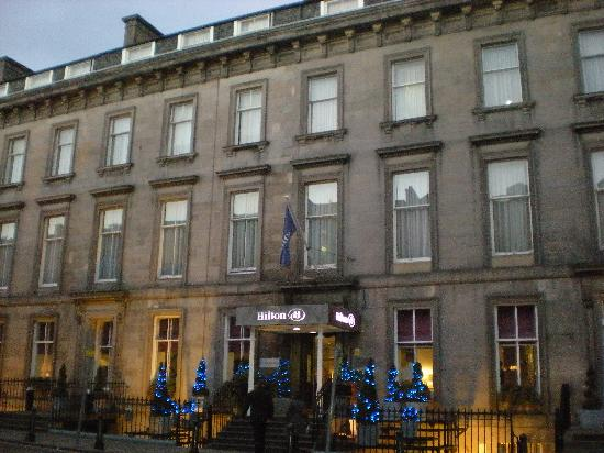 Hilton Grosvenor Hotel Edinburgh