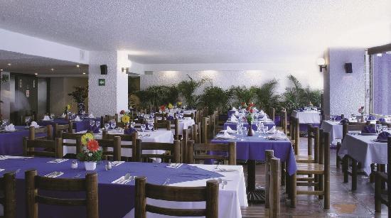 Hotel El Ejecutivo: Los Azulejos Restaurant