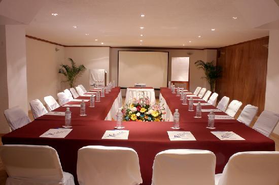 هوتل إل إيجكوتيفو باي ريفورما أفينو: Meeting Rooms