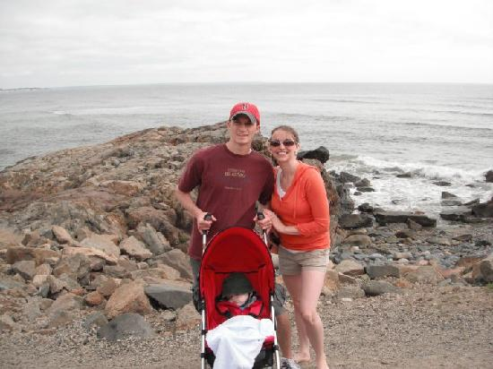 The Anchorage By the Sea : Walk on the Marginal Way