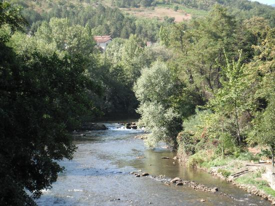 B & B in Limoux at Domaine St George: gone fishing