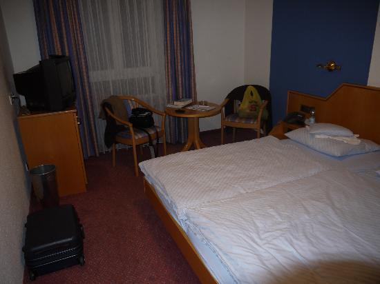 Hotel-Restaurant Krone: camera