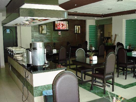 Real del Sol Hotel: Restaurante